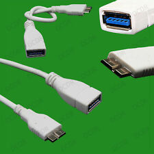 USB 3.0 to Micro USB OTG Charger Sync Data Cable for Samsung Galaxy Note 3