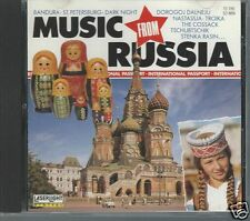 Music from Russia [Laserlight] by Various Artists (CD, Oct-1991, Laserlight)