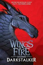 Wings of Fire: Darkstalker by Tui T. Sutherland (2016, Hardcover, Special)