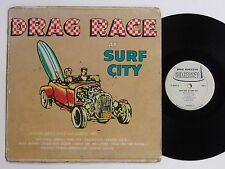 Rod And The Cobras  LP   /   Drag Race At Surf City