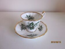Rosina  Bone china Cup and Saucer made in England