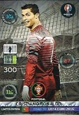 Adrenalyn Road to UEFA Euro 2016 Limited Christiano Ronaldo Edition