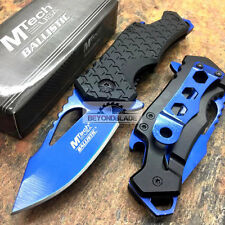 """MTECH USA 3"""" Closed Beer Opener Small Camping Outdoor Pocket Knife MT-A882BL"""