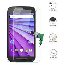 9H Genuine Tempered Glass HD Screen Protector XT1541 for Motorola Moto G 3rd Gen