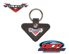 BRAND NEW GENUINE VICTORY MOTORCYCLES OEM LOGO KEY CHAIN FOB