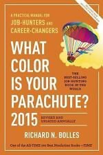 What Color Is Your Parachute? 2015: A Practical Manual for Job-Hunters-ExLibrary