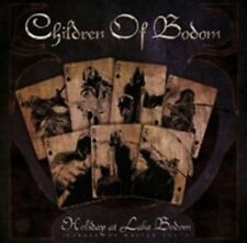 Children of Bodom - Holiday at Lake Bodom (15 Years of Wasted Youth/+DVD, 2012)