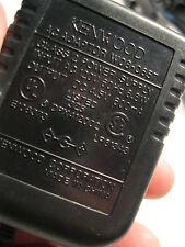 Oem Kenwood W08-0657 ac adapter