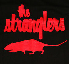 The Stranglers rectangular vinyl sticker 12cm x 11cm