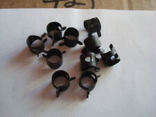 """10 Fuel Line Hose Clamps Clamp for 3/16"""" fuel line  FITS many lawnmowers engines"""