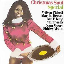 Christmas Soul Special by Various Artists (CD, 1987, Varrick)