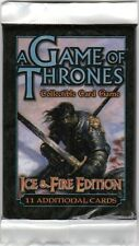 A Game of Thrones CCG – Ice & Fire Edition 11-card Booster Pack