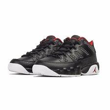 Nike Air Jordan 9 IX Retro Low Bread OG SZ 6.5Y Black Gym Red White 833447-001