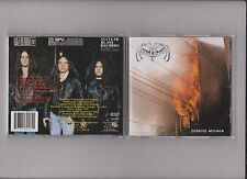 "CD Abomination ""Tragedy Strikes"" Nuclear Blast 050 *Rar"