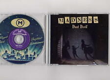 MADNESS - DUST DEVIL + THE ROADETTE SONG - RARE 4 TRACK CD - SUGGS - TWO 2 TONE