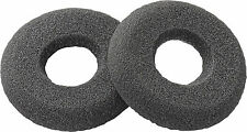 10 Foam Doughnut Ear Cushion for Plantronics H91N H101 HW251 HW251N HW261 HW261N