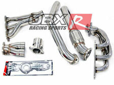 OBX Custom HEADER EXHAUST 97-03 PONTIAC GRAND PRIX GTP 3.8L Supercharged