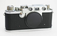 Leica III F - Replacement Leatherette Cover - Laser Cut - Moroccan