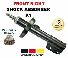 FOR VAUXHALL ZAFIRA MK I 1.6 1.8 2.0 2.2 1999-2005 FRONT RIGHT SHOCK ABSORBER