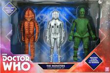Doctor Who Monsters Collector Set,New BNIB, Zygon, Ice Warrior, Cyberman,Combine
