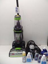 Bissell ProHeat 2X Revolution Pet Upholstery Carpet Cleaner Bundle