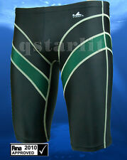 FINA APPROVE MEN RACING SWIMWEAR SPLICED JAMMER XXL 34