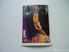 Stickers UPPER DECK Collector's choice 1996 - 1997 NBA Basketball N°19