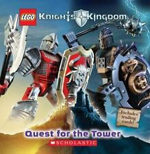 Knights' Kingdom: Quest for the Tower by Michael Anthony Steele (2006,...