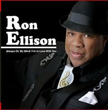 Always On My Mind / I'm In Love With You - Ron Ellison (2015, CD NIEUW)
