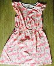 NWT Gymboree Hop & Roll Knit Pink Flower Daisy Dress Size 8
