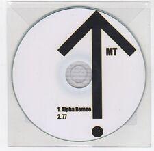 (FC176) MT, Alpha Romeo - 2013 DJ CD