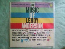 Music of Leroy Anderson - Royal Farnsworth Symphony Pops Orchestra
