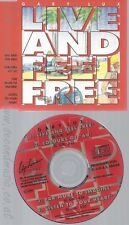CD--GARY LUX --- LIVE AND FEEL FREE