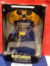 BATMAN 12'' INCH COLLECTOR'S EDITION FIGURE NEW MATTEL 2004