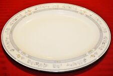 "Minton Penrose Large 16.1/8"" x 12"" Oval Serving Platter"