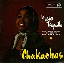 """7"""" Les Chakachas – EP: Mucho Tequila + 3 // Rare Germany"""