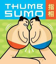 NEW Thumb Sumo [With 2 Plastic Sumo Wrestlers and Paperback Book] by Jason Kayse