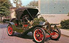 1910 PEERLESS ROADSTER ANTIQUE AUTOMOBILE CAR POSTCARD