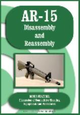 AR-15 Rifle Disassembly Reassembly Gunsmith Repair Armorer DVD