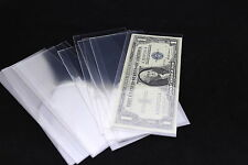25 Museum Grade Mylar Currency Sleeve Holders for Modern Dollars & Currency