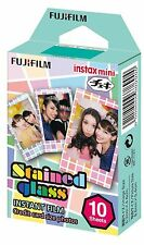 Fujifilm Instax Mini Stained Glass Film (Pack of 10)