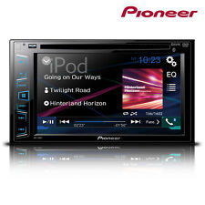 "Pioneer AVH-280BT 6.2"" TouchScreen Car Stereo with Bluetooth CD DVD USB Aux In"