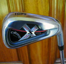 NICE Callaway X TOUR FORGED single 6 iron golf club Steel S-300