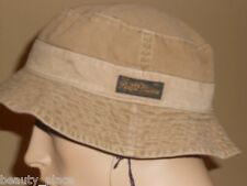 Unique polo ralph lauren reversible  Bucket hat khaki Large / XLarge