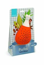 Ototo Pulke Herb Drumstick Infuser Food Grade Silicone Heat Resistant Stews Soup