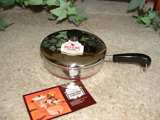 Vintage NOS Revere Ware Copper Clad Special Combination Pan  No. 399  *NEW*
