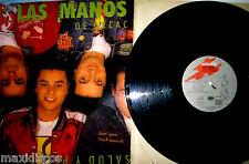 LP - Las Manos De Orlac (Nacho Mastretta/Germán Coppini) Salud y Pesetas (NUEVO)