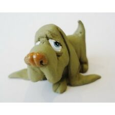 Gifts  'Dog Tired '  Dog Figurine Made from polyresin Novelty Figure