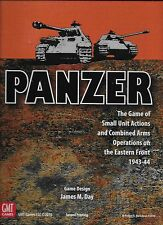 NEW & SEALED - GMT GAMES --- PANZER - reprint - second edition