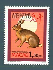 MACAO - 1987 - Chinese New Year: Year of the Rabbit
